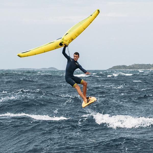 Wing Foil Wing Surf Kitewing C Est Quoi